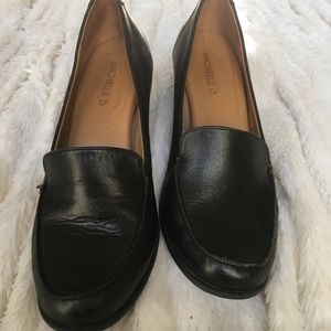 Classic Loafer Heel!